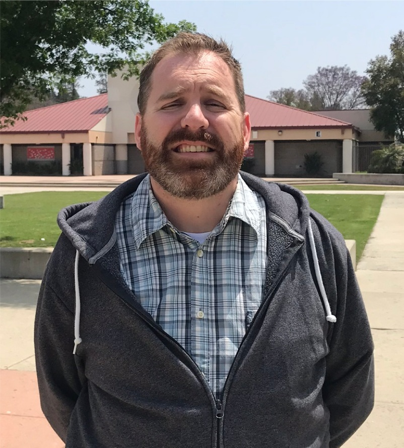 Derek Arnell, Ruben S. Ayala High School - CA