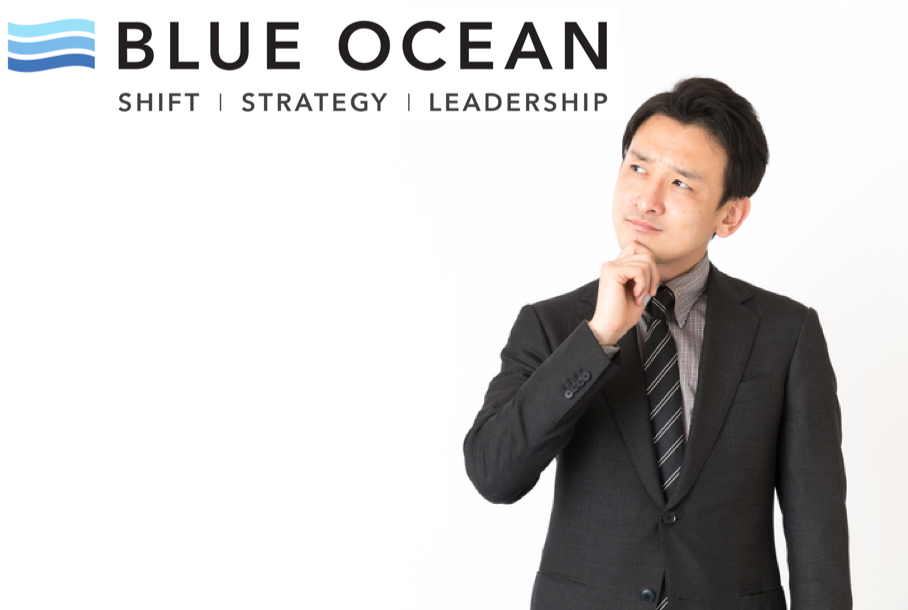 Mind of a Blue Ocean Strategist