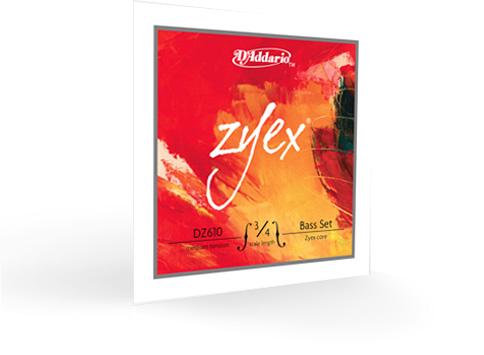 D'addario Zyex - $189