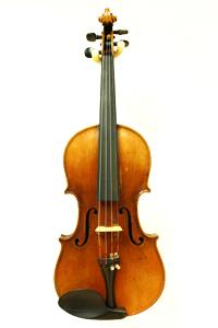 Unlabeled German Workshop Violin - $1900