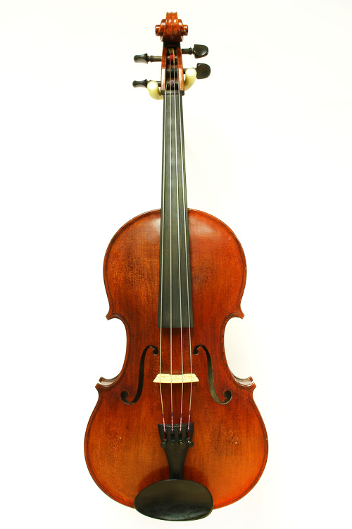 """Unlabeled Chinese 15½"""" w/ Cello Style Scroll - $1500"""