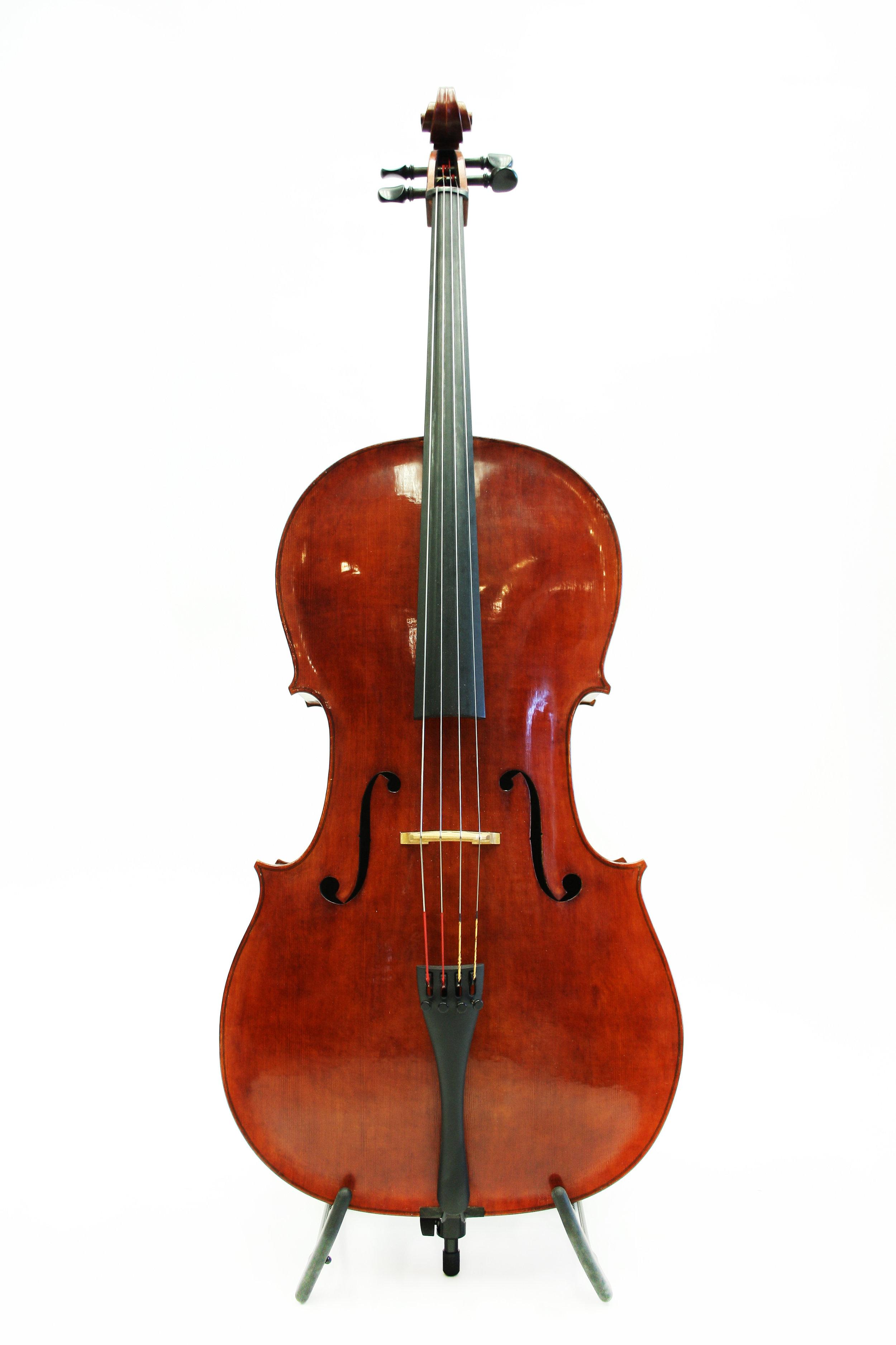 Julian Cossmann Cooke Cello - $8000