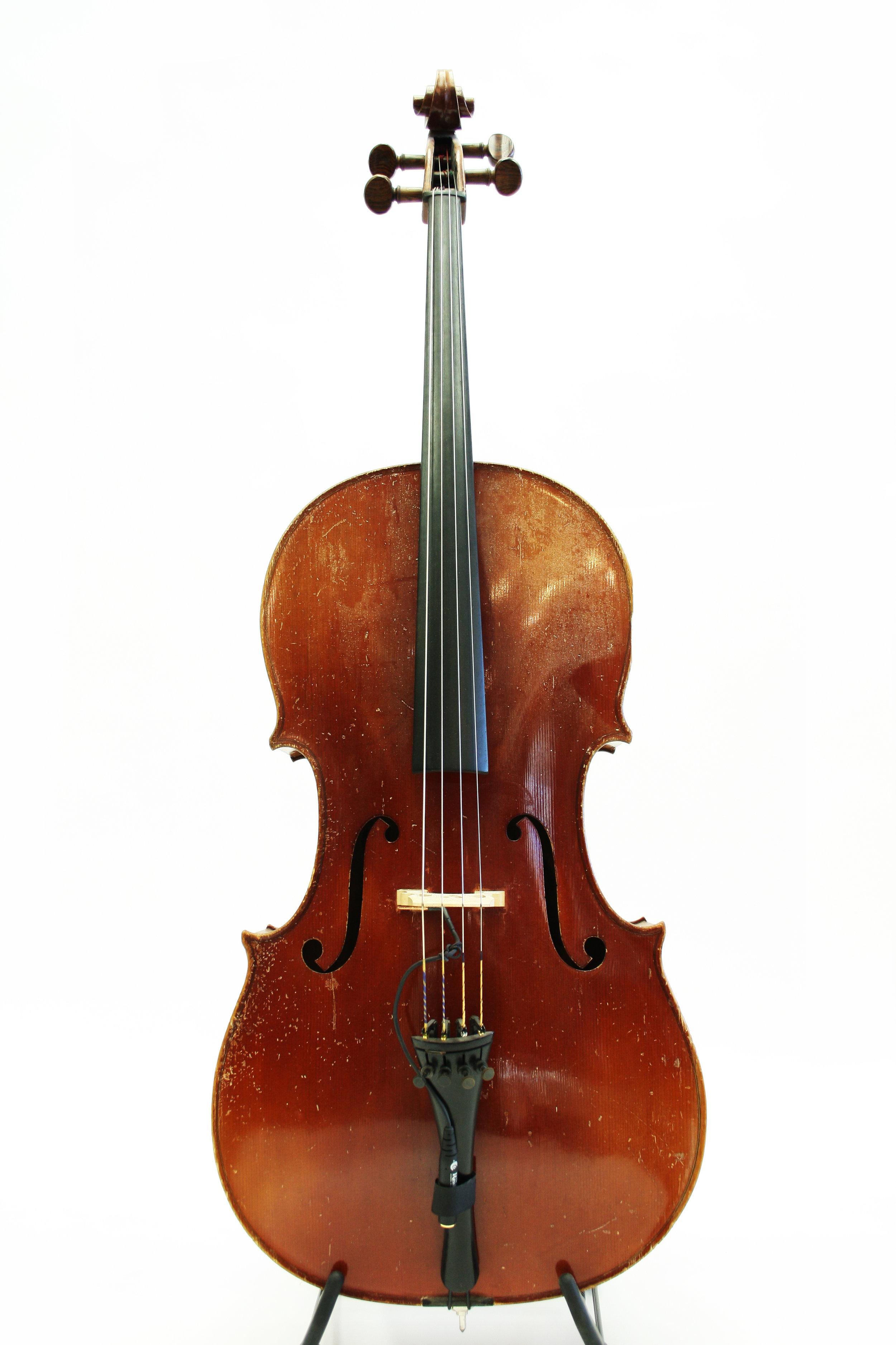 1963 ER Pretzschner Cello - $2499