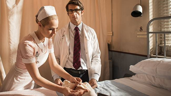 Love Child, TV series on the events and experiences around forced adoption in Australia. The series follows the lives of staff and residents at the fictional Kings Cross Hospital and Stanton House in Sydney in 1969.