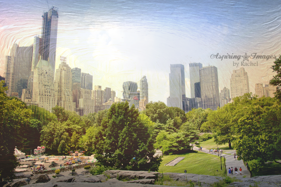NYC-CentralPark-Overlook-Skyline