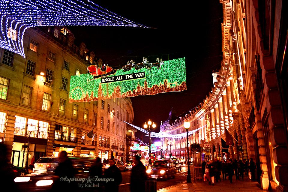AspiringImagesbyRachel-LondonChristmasLights-RegentStreet to Picadilly