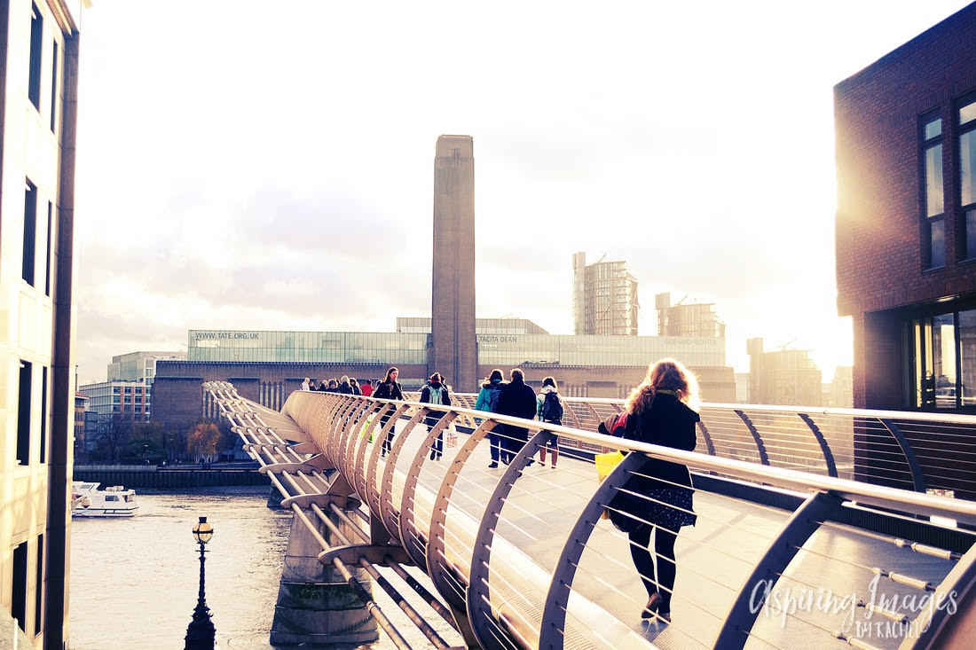 Millenium Bridge - London, England