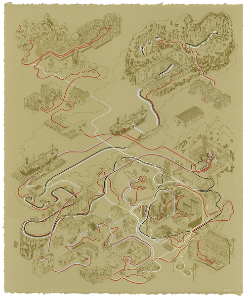 Cinemaps — Andrew DeGraff