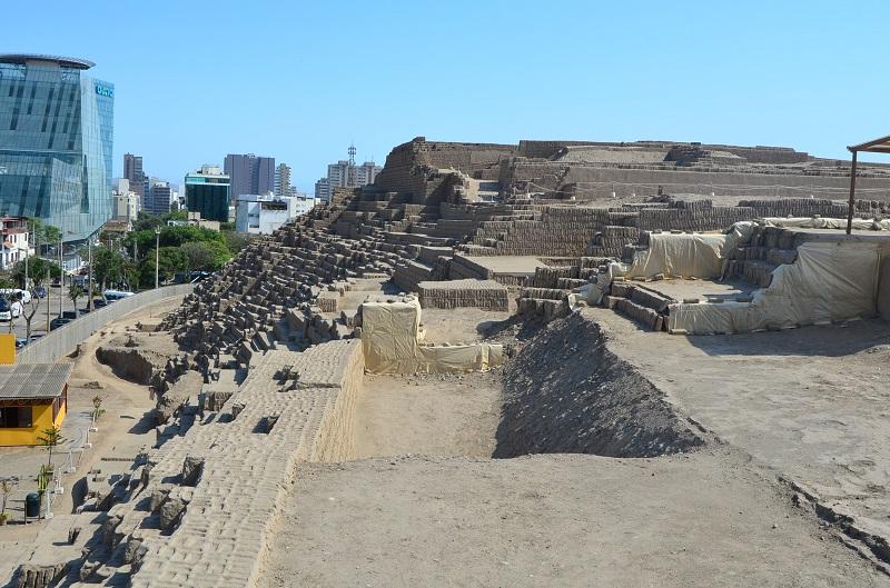 Pachacamac, Peru
