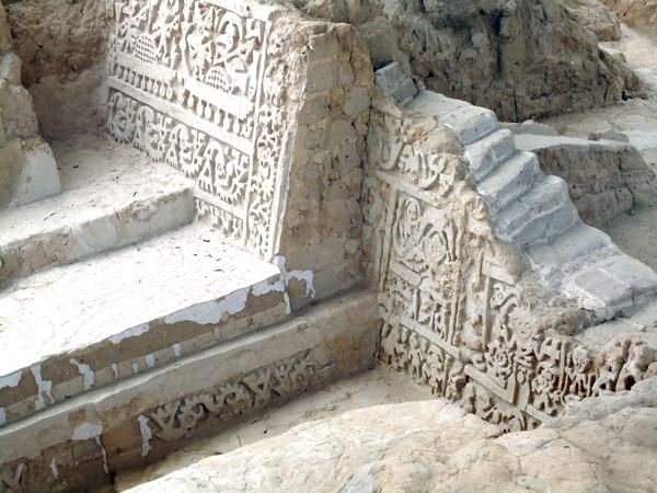 pyramid at Tucume, Peru