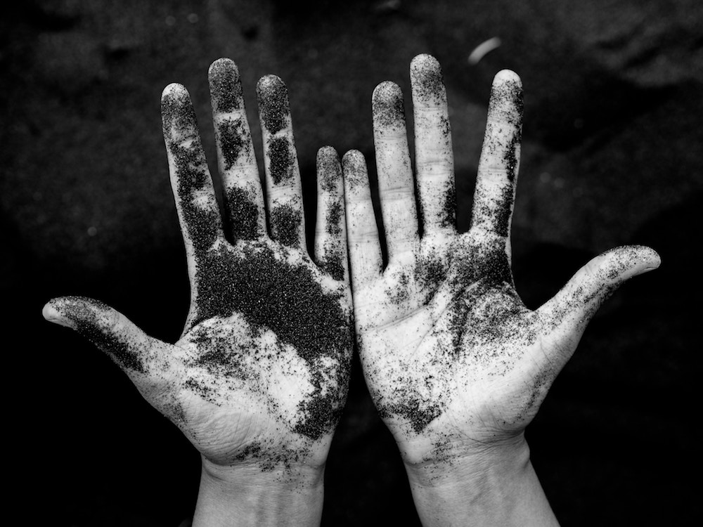 Dear Beloved Clients, Please Start By Doing - The work can't truly begin until you start to get your hands dirty.