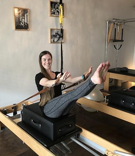 Alexandra Rose Pilates Instructor