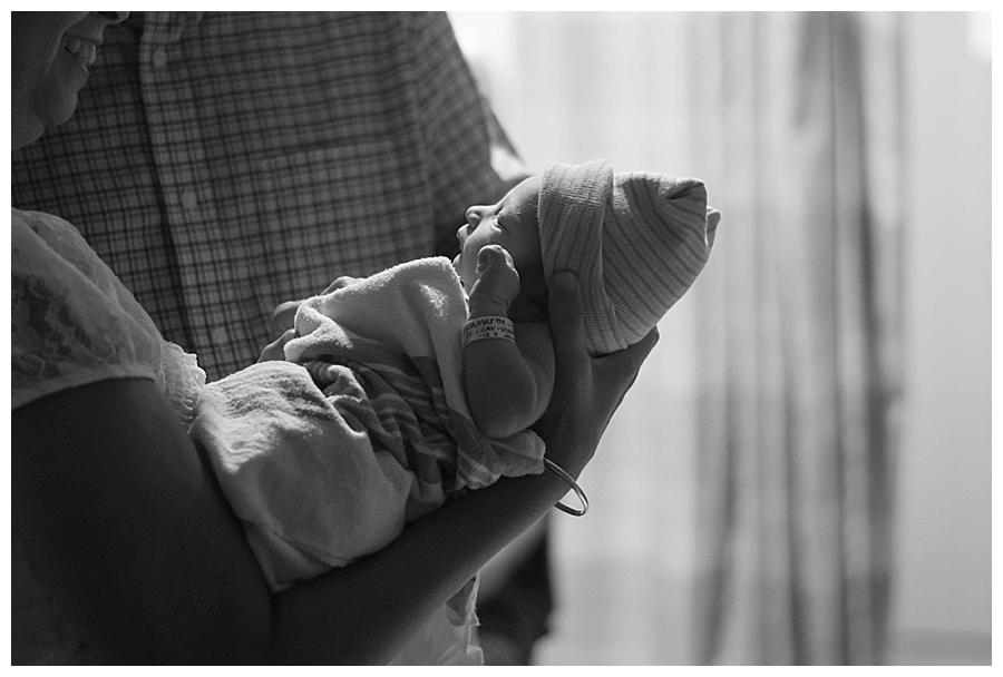 Oklahoma City Birth Photographer