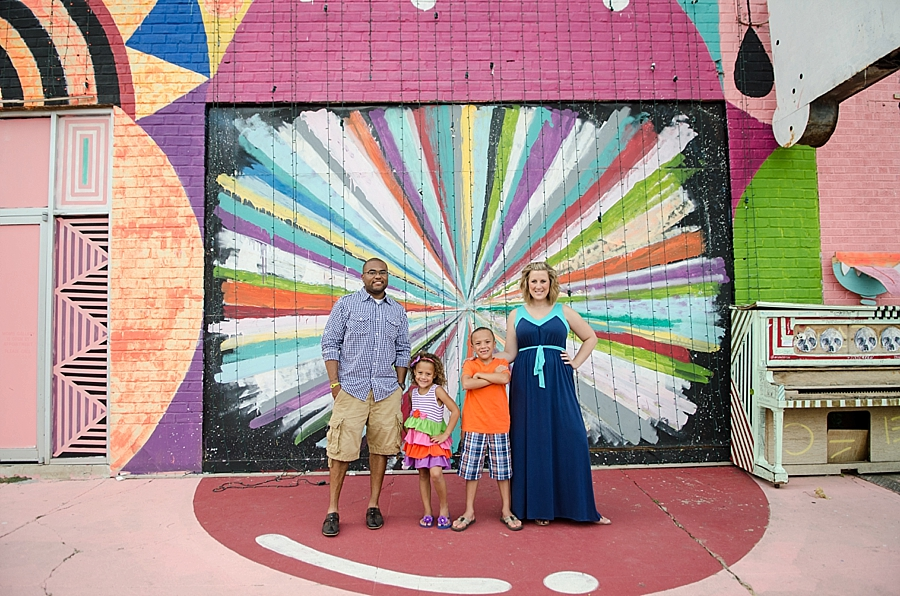 Oklahoma City Lifestyle Family Portrait Photographer