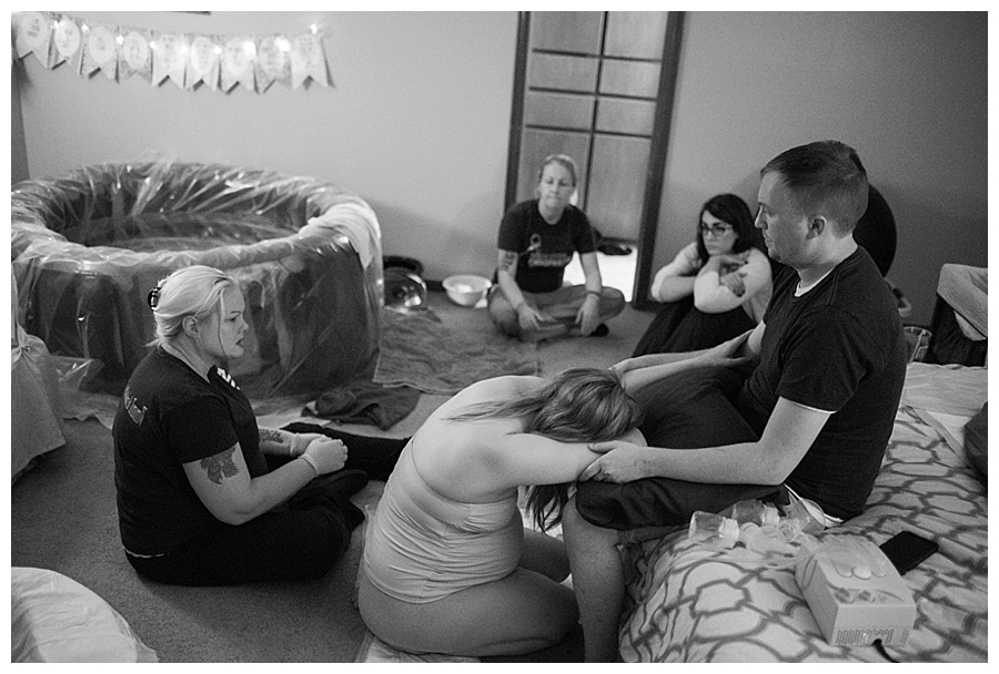 Oklahoma City Home Birth | Stephanie Ralls Photography