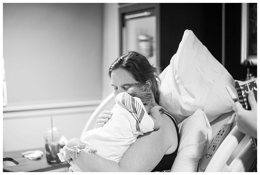 Oklahoma City Birth Photographer | Stephanie Ralls