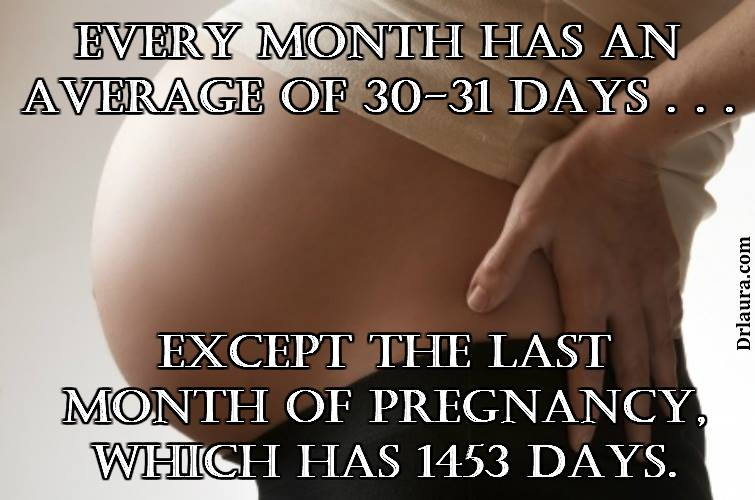 The-last-month-of-pregnancy