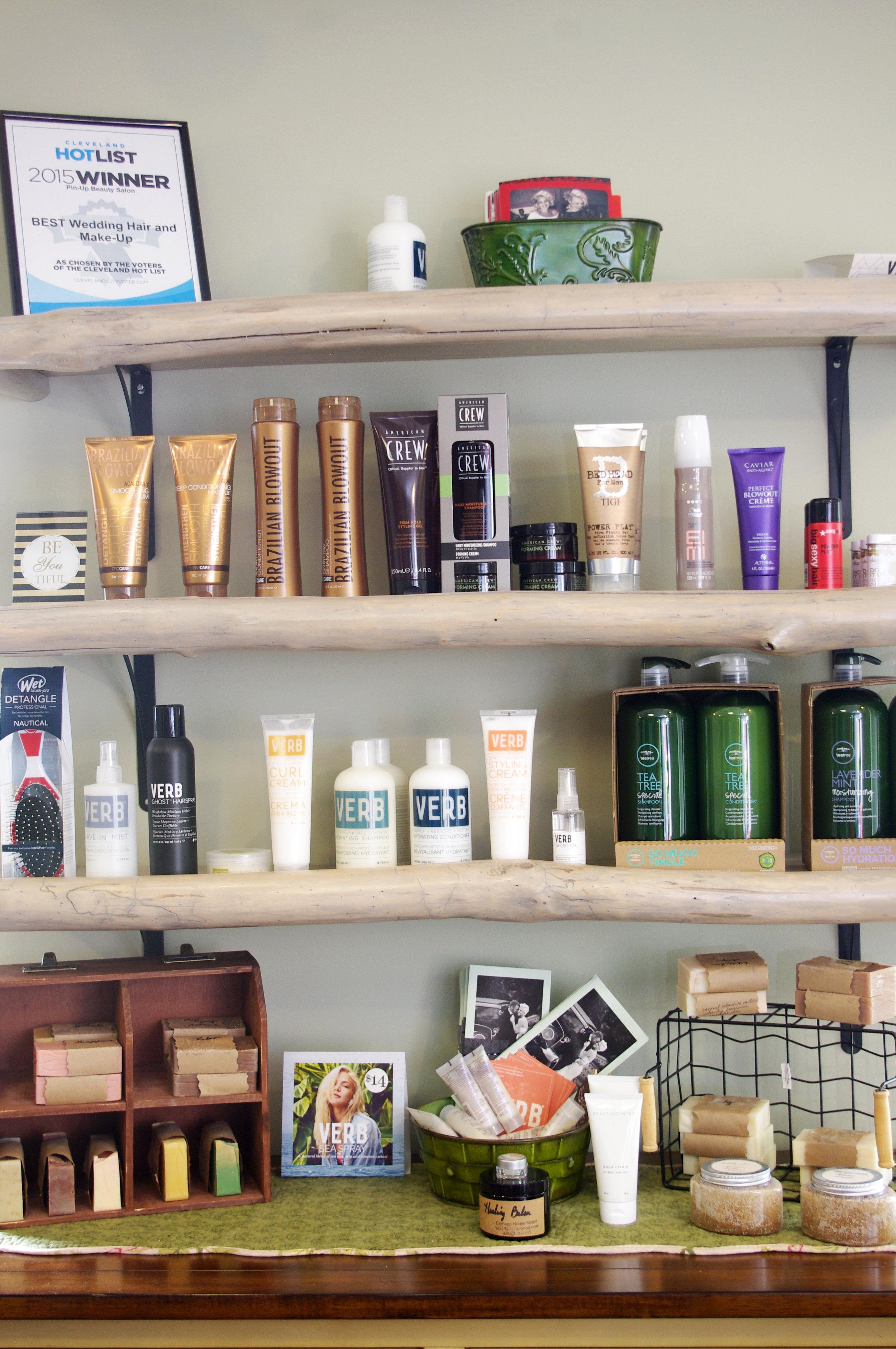 Pin-Up Beauty Salon, LLC.