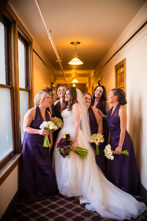 Downtown Seattle Wedding_Seattle Wedding Photographer_Urban Wedding_Movie Theater_3