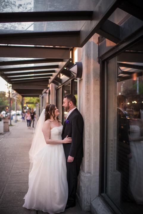 Downtown Seattle Wedding_Seattle Wedding Photographer_Urban Wedding_Movie Theater_14