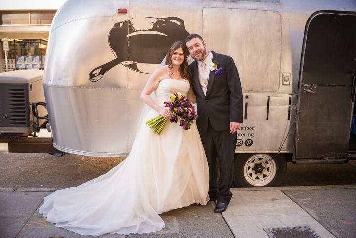 Downtown Seattle Wedding_Seattle Wedding Photographer_Urban Wedding_Movie Theater_17
