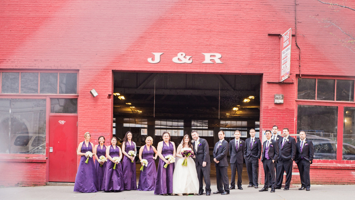 City Wedding_Seattle Wedding Photographer_Moore Theater_Downtown Seattle_1