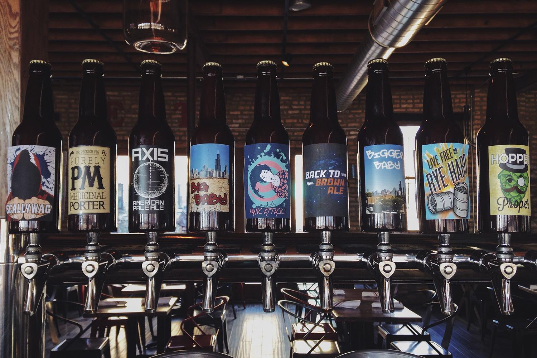 House Brewed Draft Beers
