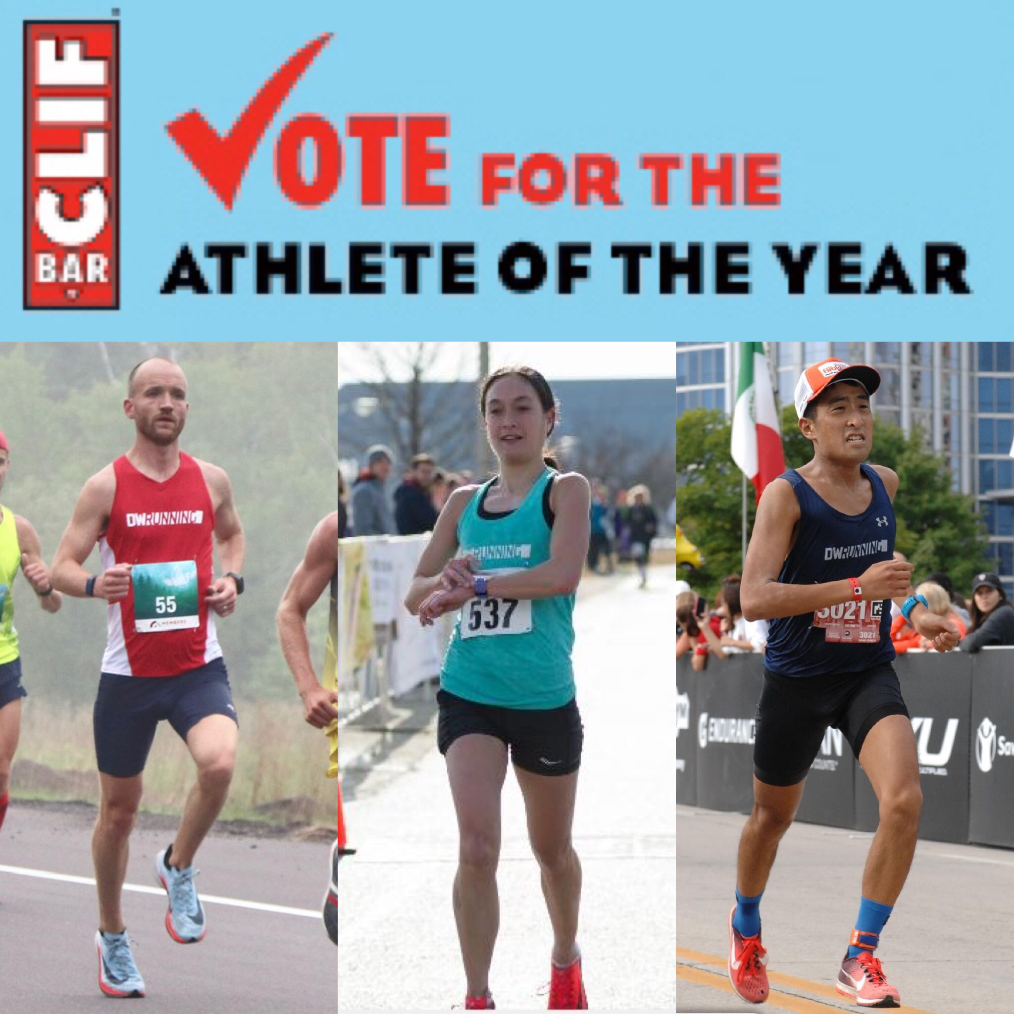 DWRunning Chicago Mag AOY Nominees 2018