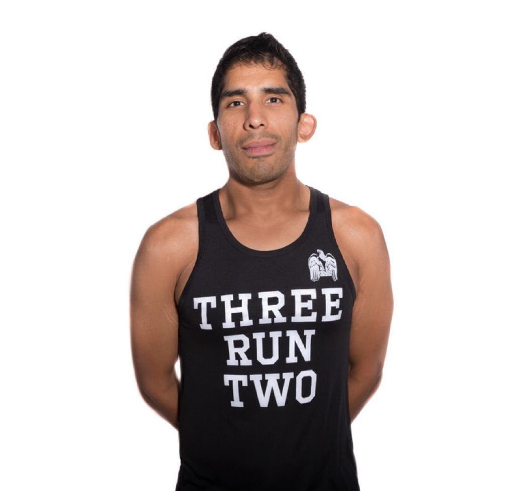 Sergio is also a member of the 3RUN2 Racing Team