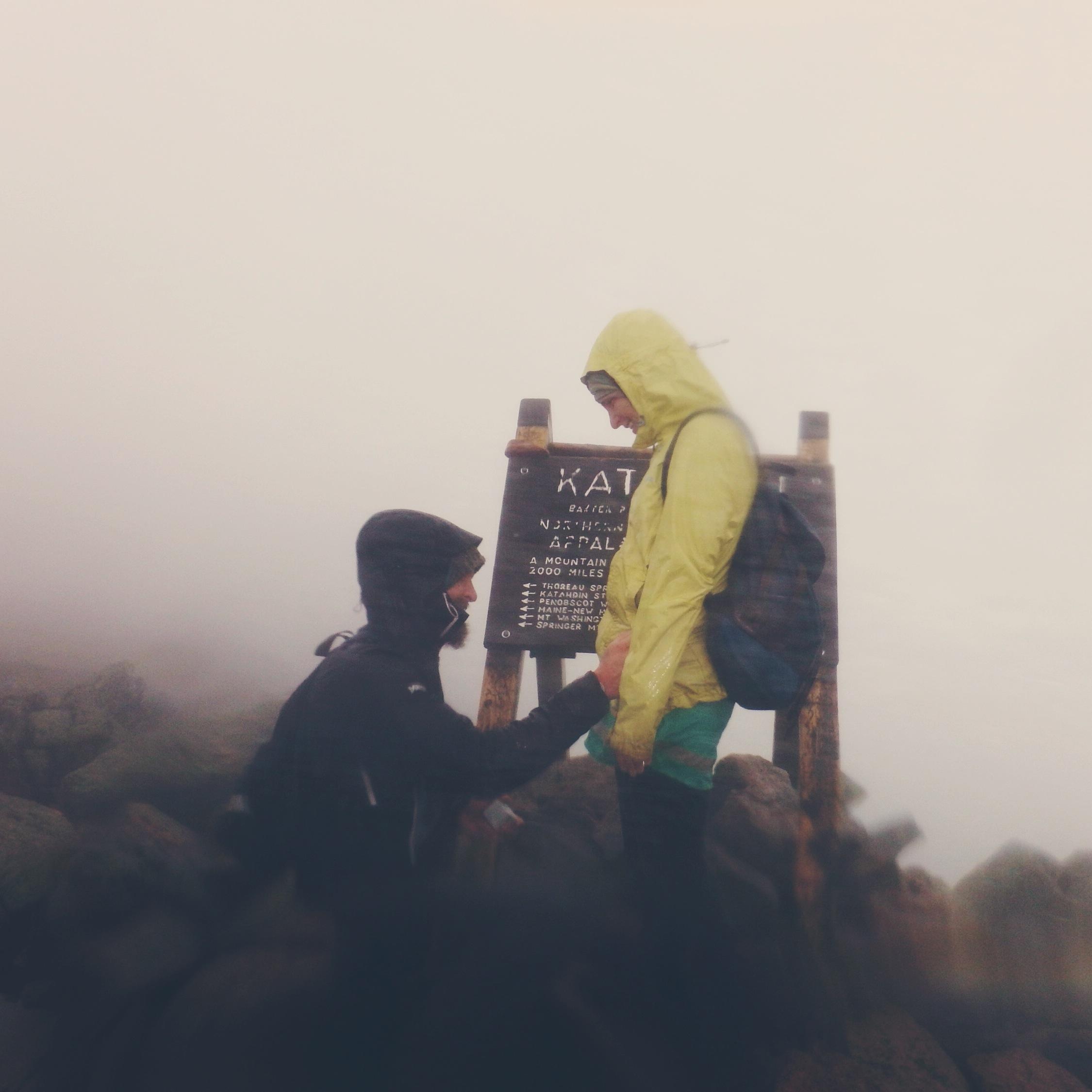 Teton proposes to Moose