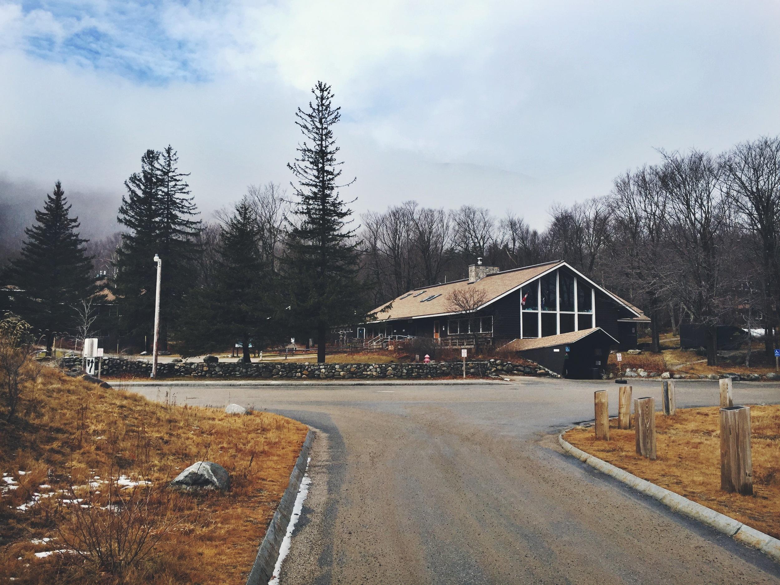 The Pinkham Notch Visitor Center
