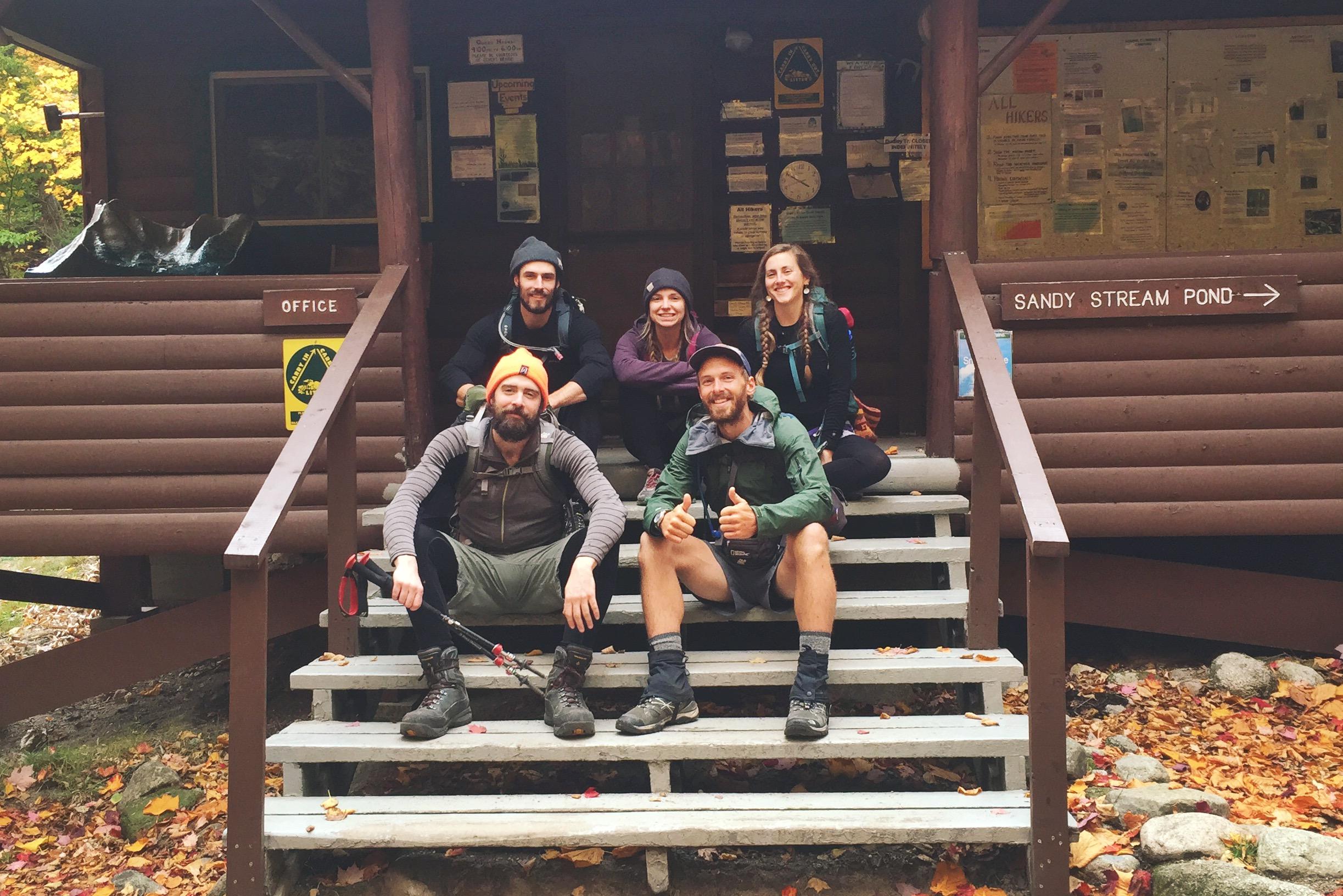 Alpine, Moose, Twirls, Fin, and Teton