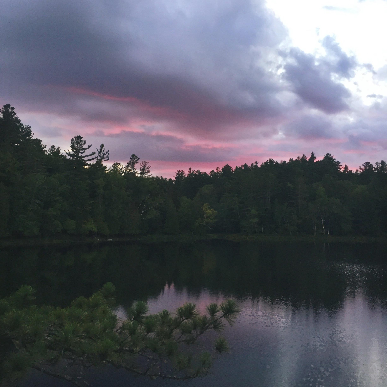 Goodnight Stony Creek Pond.
