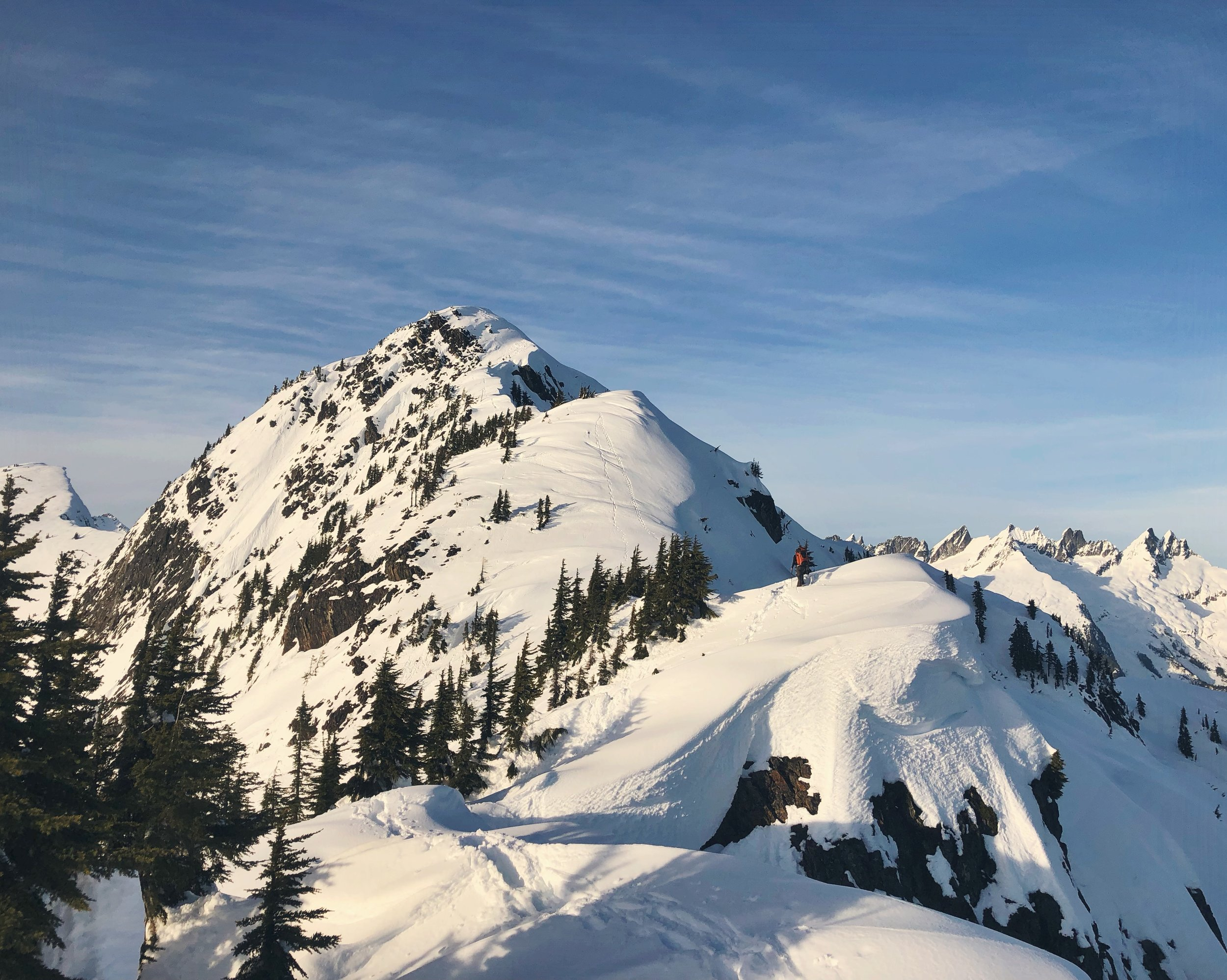 Trappers Peak in all its Glory