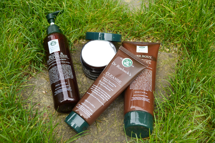 WIN THIS DR ROEBUCK'S SKINCARE SET!