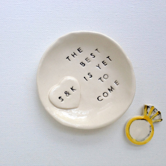 MagicMarkingsArt  custom ring dish