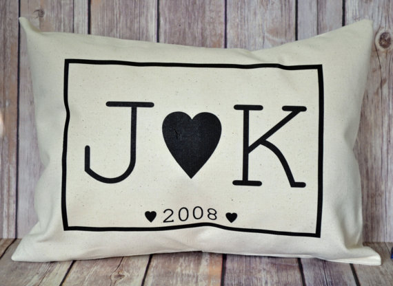 FeatherHen  Personalized pillow