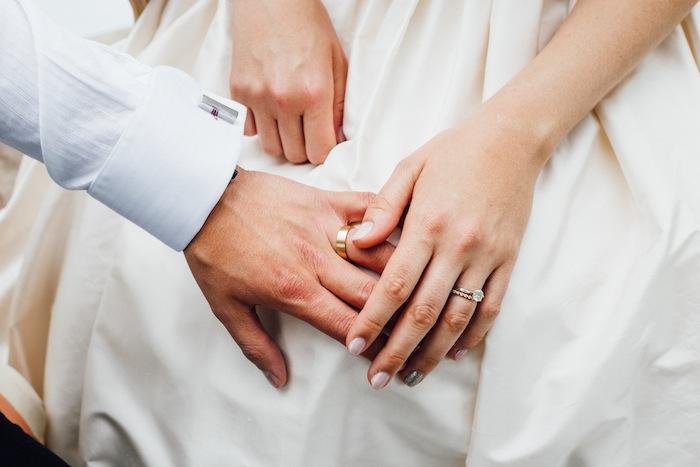 Wedding manicure ideas
