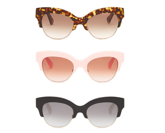 Kate Spade sunglasses for $60!