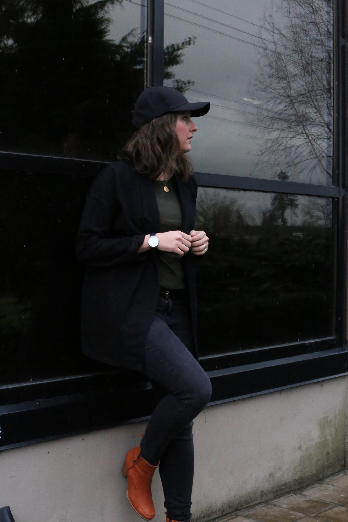 Minimalist fashion blog - Kendra Hagerman of @kendrafoundit.