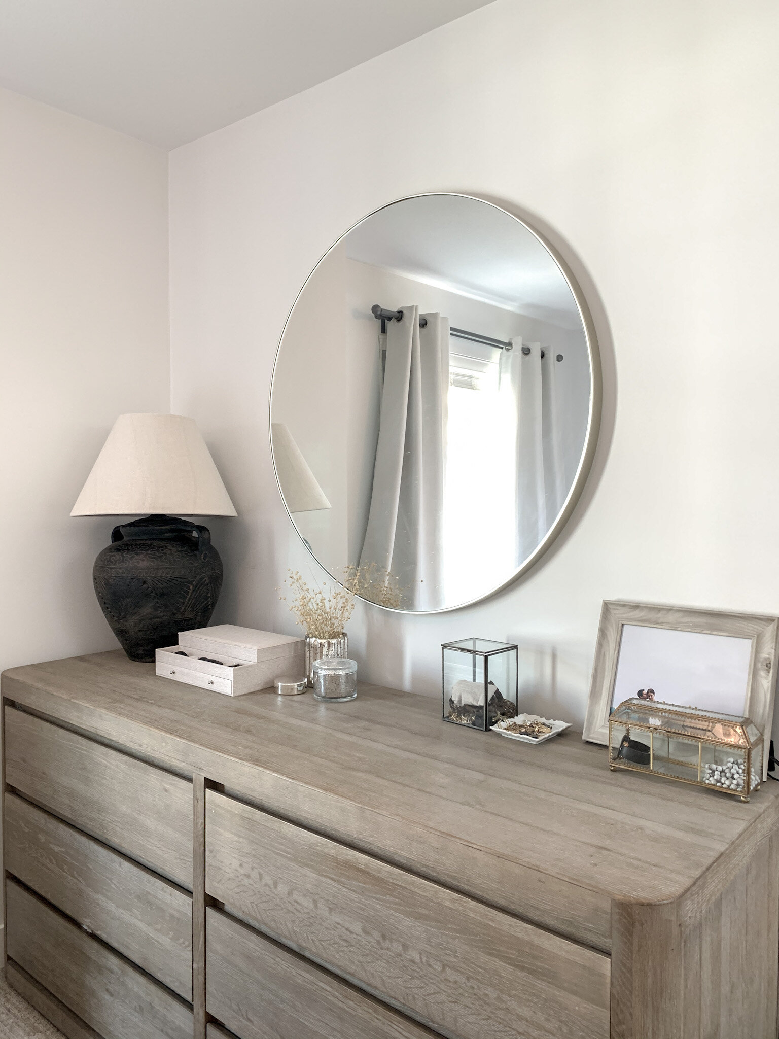 Round Mirror Roundup Large And Small Mirrors For Your Home Kendra Found It
