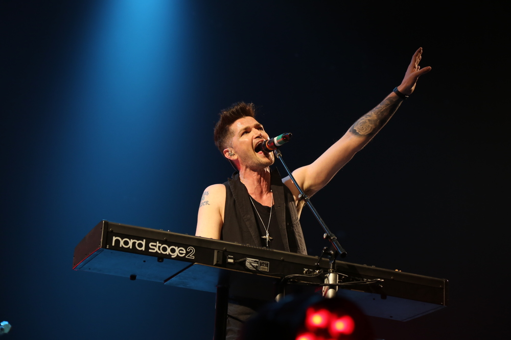 The Script. London.