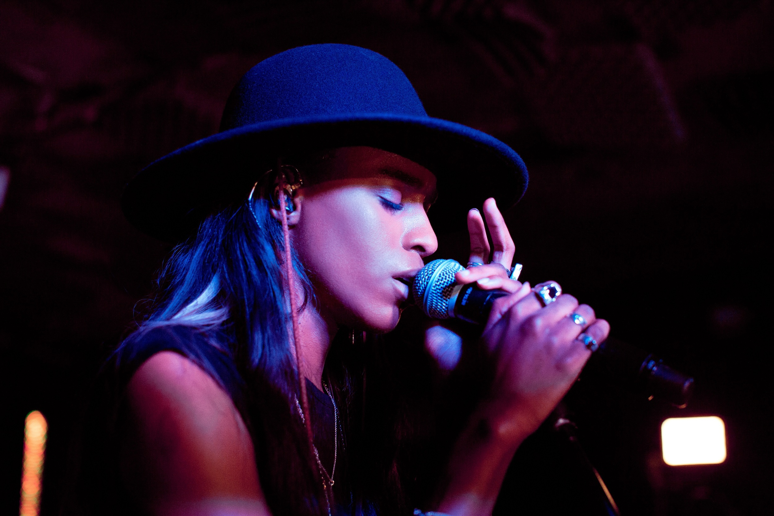 Angel Haze. Album Launch. London.