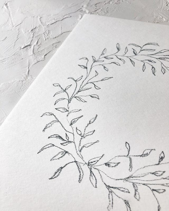 Ok friends, the verdict is in. You all REALLY like when I post botanical sketches. Your response was slightly overwhelming to my recent story. So consider this a note taken and look forward to me sharing more than just calligraphy with you! . Is there anything else you want to see more of this year? Let me know in the comments. Or just send some love because connecting with my insanely amazing instafriends is the best ❤️