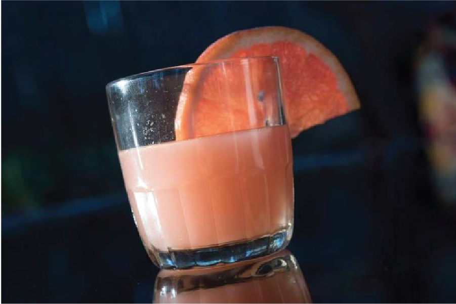 THE SACRAMENTO BEE  Here's a perfect drink for your backyard cookout
