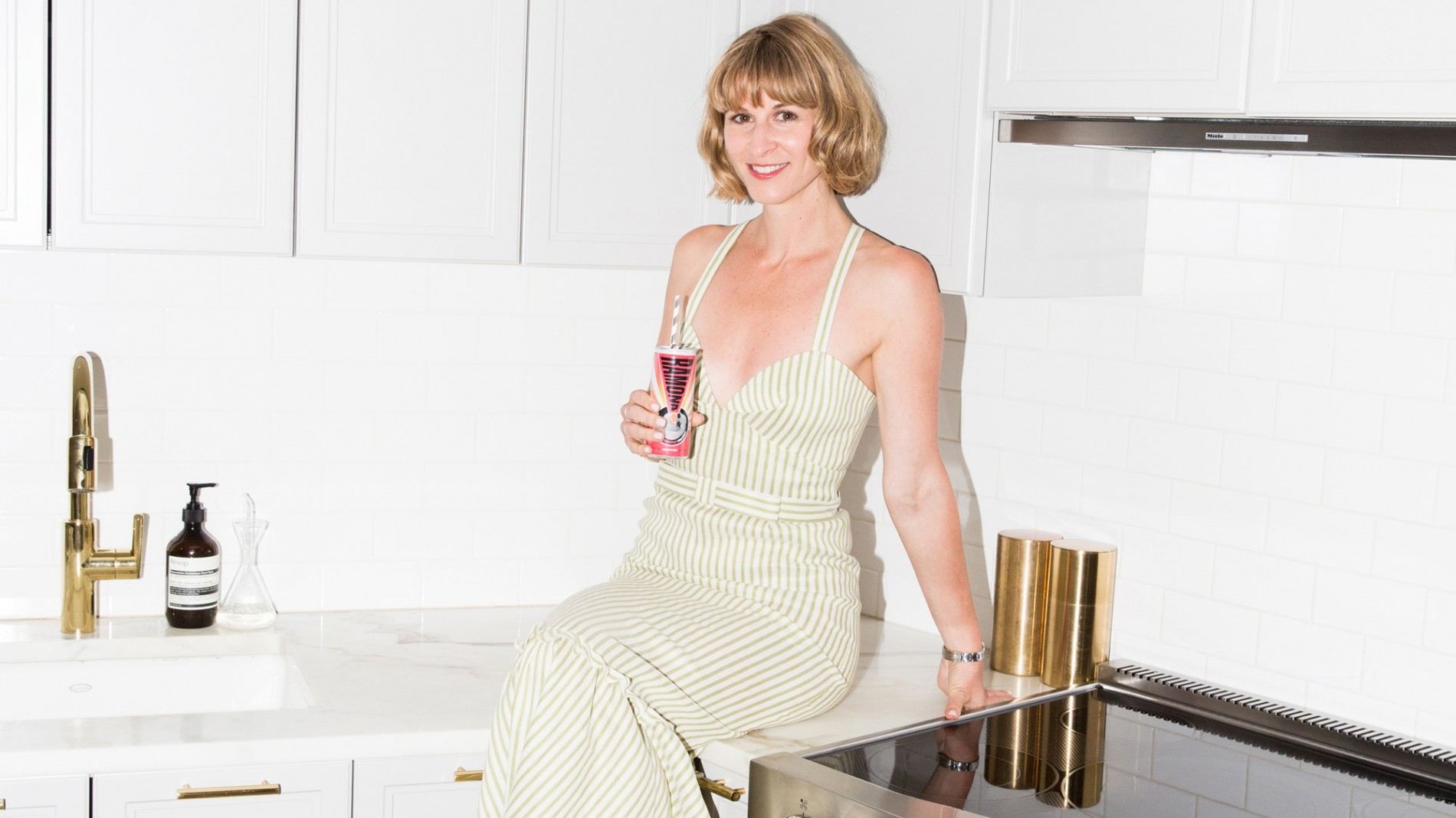 COVETEUR  How One Sommelier Is Disrupting The Wine Industry With A Dash Of Fizz