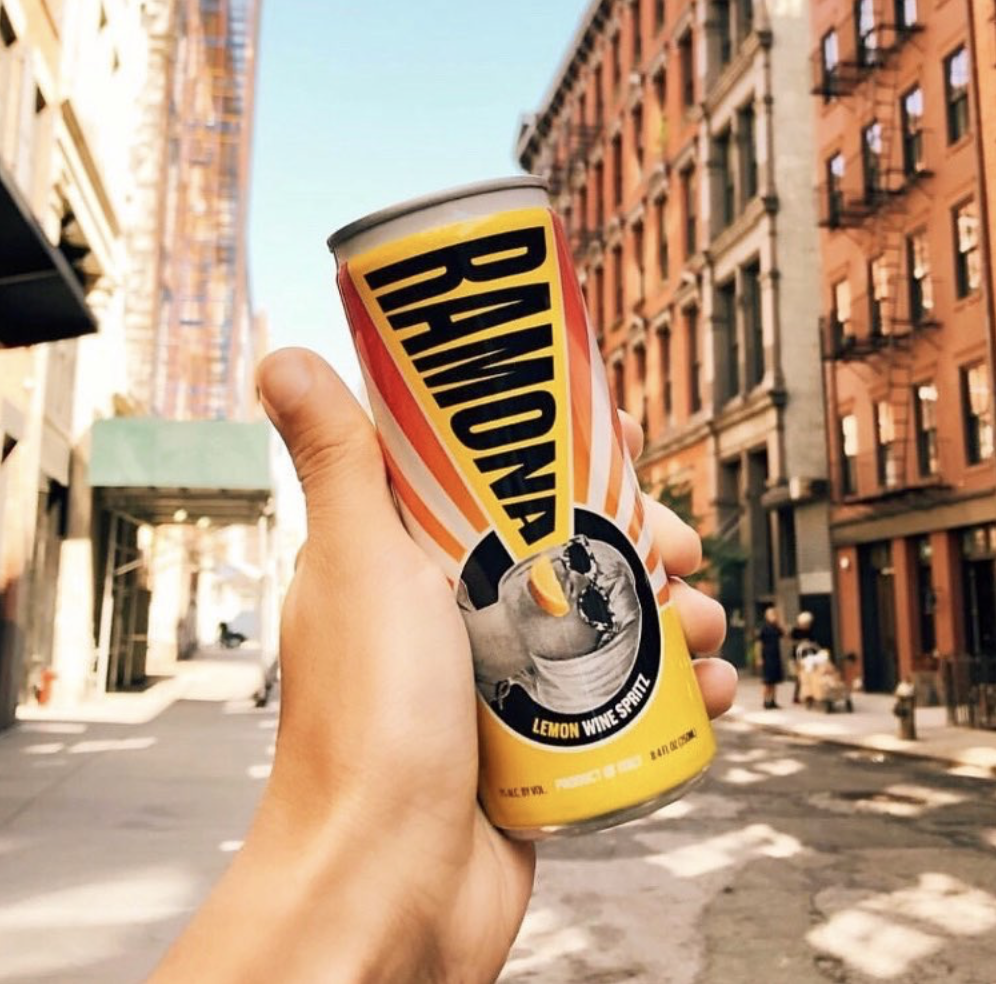 CHOWHOUND  These 7 Canned Wines Are Living Their Best Life on Instagram