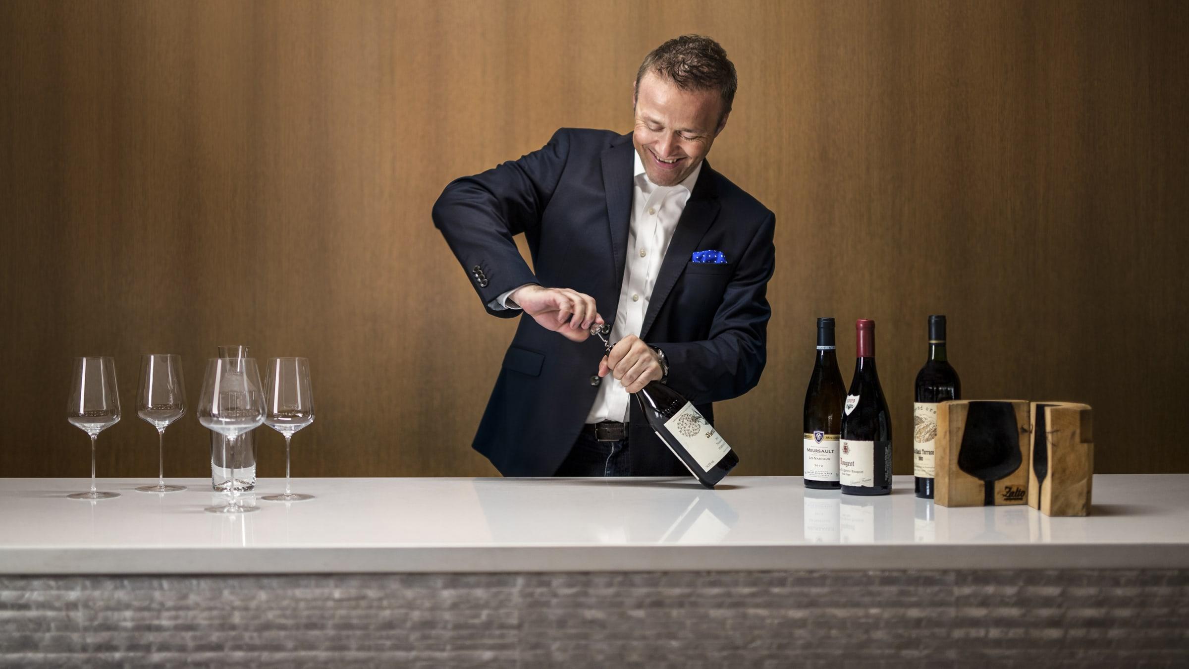 DAILY BEAST  The Secret to Le Bernardin's Award-Winning Wine Program? Female Sommeliers