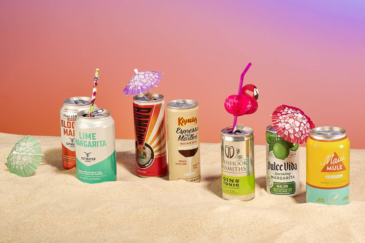 THE WALL STREET JOURNAL  The Canned Cocktails You Should Be Sipping This Summer