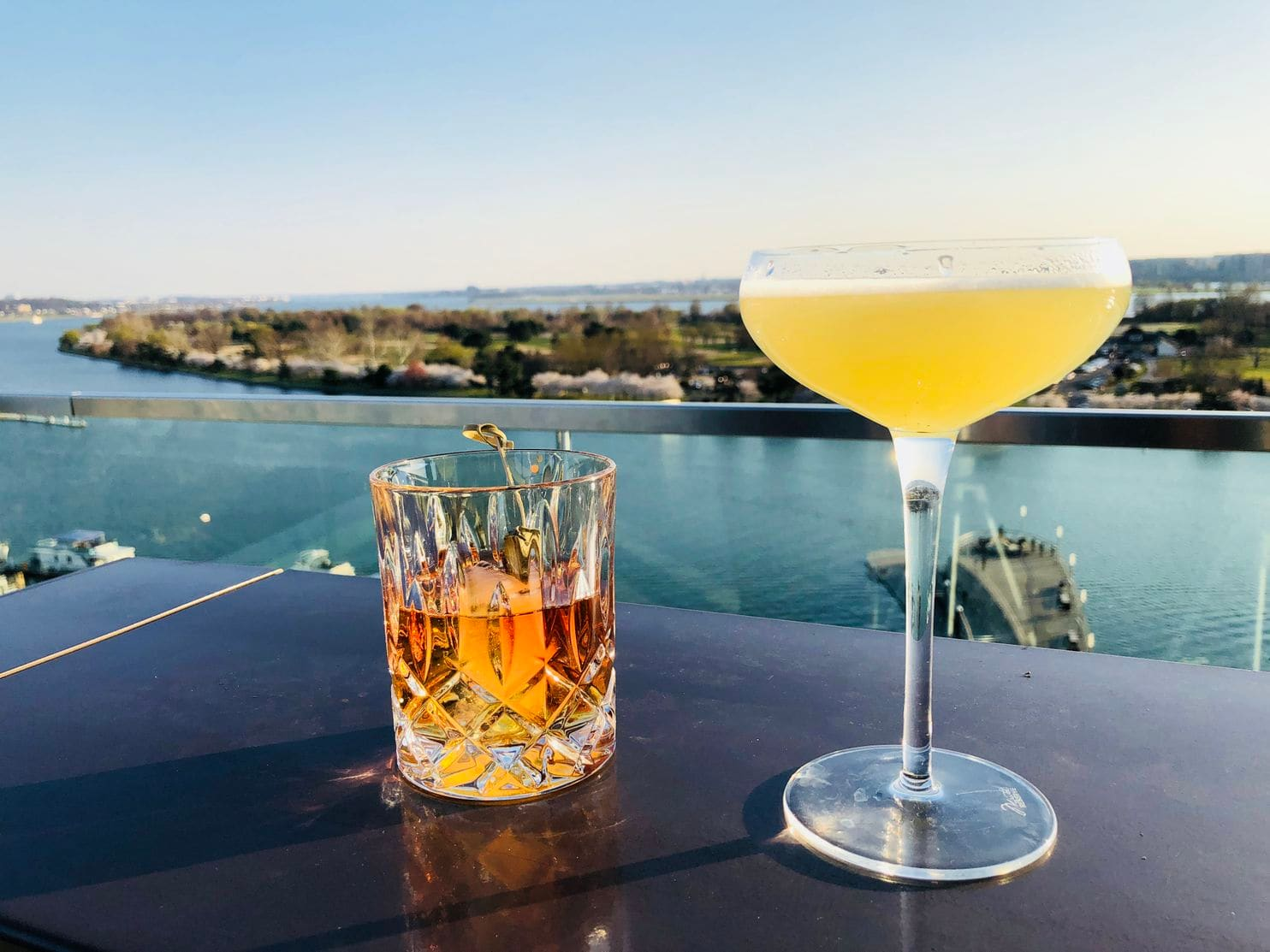 THE WASHINGTON POST  Looking for D.C.'s hottest rooftop bar scene? Head to the Wharf.